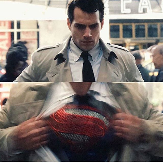 Superman S Cavill