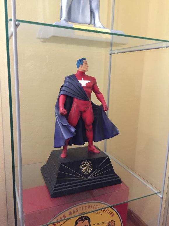 Alex Ross Samaritan Statue