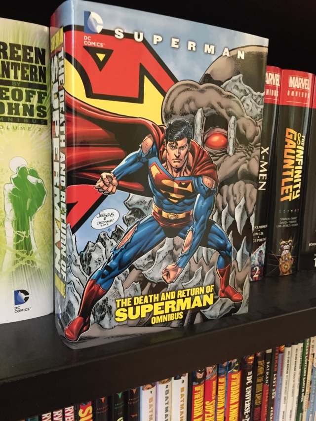 Death and Return of Superman Omnibus (2013)