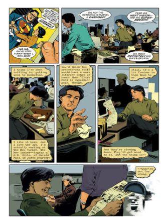 Secret Identity 2 Page 2- Immonen