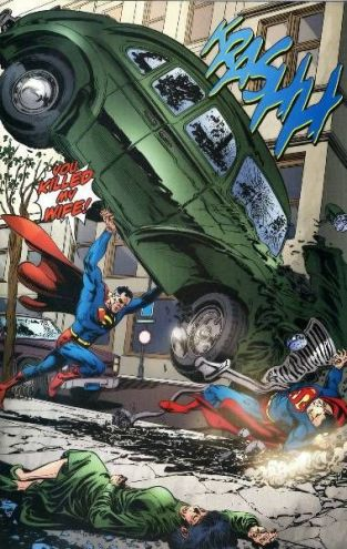 Action Comics 1 Homage- Ordway