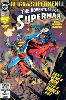 Reign Supermen 1