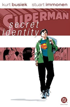 Secret Identity 1 Cover- Immonen