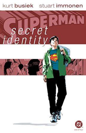Secret Identity 1 Cover- Immonen