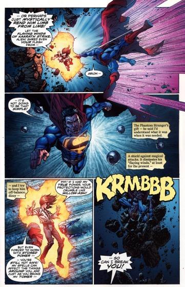 Superman Camelot Falls Finale