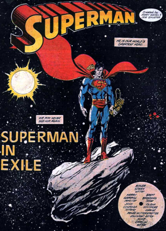 Superman in Exile 3