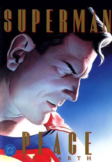SupermanPeaceOnEarth Cover